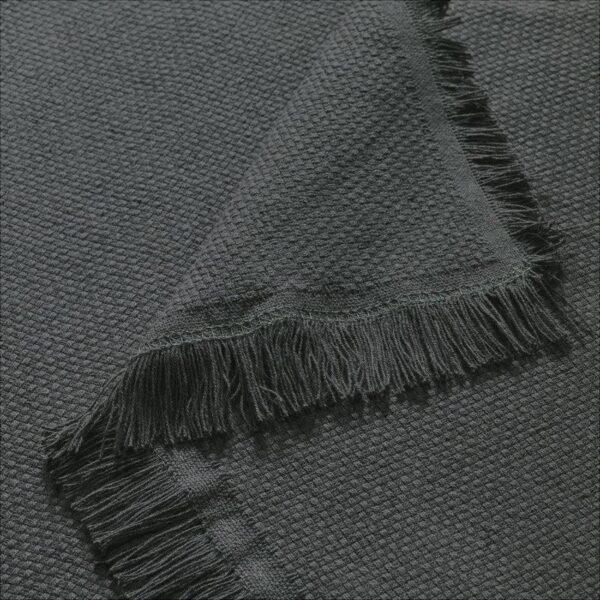 ОДДРУН Плед серый 130x170 см - Артикул: 803.957.95