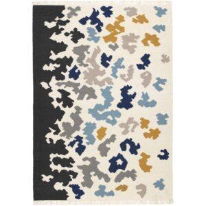 ВИДЕБЭК Ковер безворсовый разноцветный ручная работа/разноцветный 133x195 см - Артикул: 903.908.63