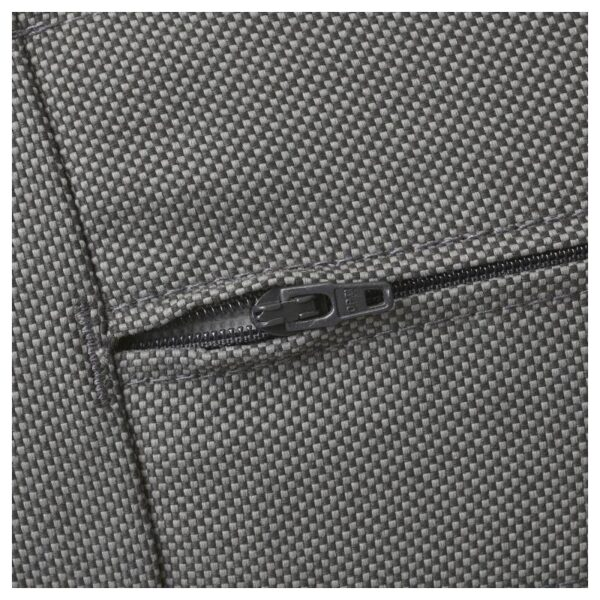 ФРЁСЁН/ДУВХОЛЬМЕН Подушка д/садовой мебели темно-серый 62x44 см - Артикул: 092.531.11