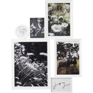 ВИТАБИ Рама для коллажа на 6 фото белый - Артикул: 103.825.79