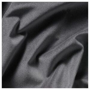 САНЕЛА Гардины, 1 пара темно-серый 140x300 см - Артикул: 004.140.24