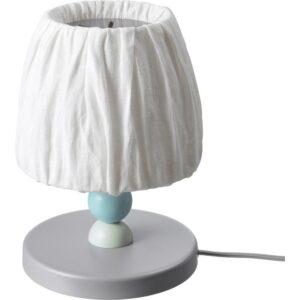 ЛАНТЛИГ Настольная лампа, светодиодная серый - Артикул: 803.567.32