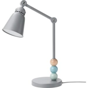 ЛАНТЛИГ Рабочая лампа, светодиодная серый - Артикул: 403.567.34
