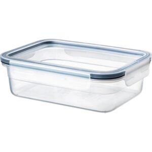 ИКЕА/365+ Контейнер для продуктов с крышкой прямоугольн формы/пластик 1.0 л | Артикул: 592.690.77