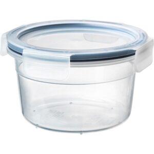 ИКЕА/365+ Контейнер для продуктов с крышкой круглой формы/пластик 750 мл - Артикул: 992.691.03