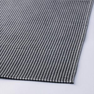ТРОЛЛЬПИЛ Полотенце кухонное белый/черный 50x70 см - Артикул: 703.720.06