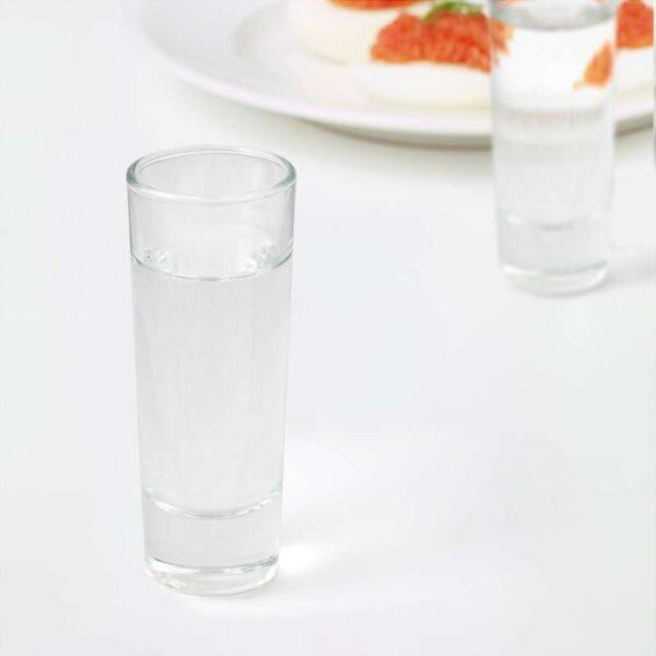 ГРОСЕЙ Стопка прозрачное стекло 5 сл - Артикул: 604.105.32