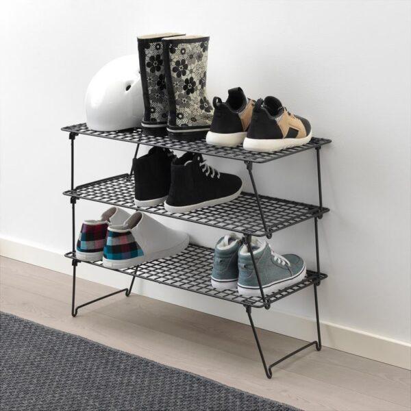ГРЕЙГ Полка для обуви 58x27 см - Артикул: 003.682.01