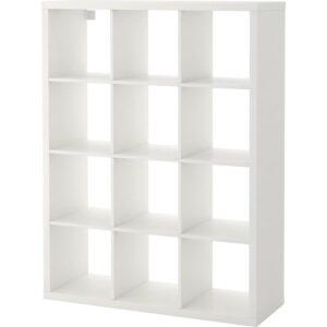 КАЛЛАКС Стеллаж белый 112x147 см - Артикул: 404.099.40