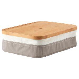 РАБЛА Коробка с отделениями 25x35x10 см - Артикул: 703.743.26