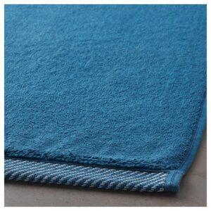 ВИКФЬЕРД Коврик для ванной, синий 50x80 см - Артикул: 803.916.98