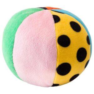 КЛАППА Мягкая игрушка,мяч, разноцветный - Артикул: 103.726.55