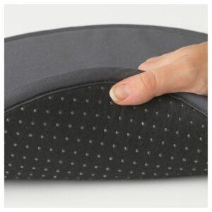 СТРОФЛИ Подушка на стул, темно-серый 36 см - Артикул: 104.100.87