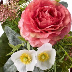 СМИККА Искусственный букет темно-розовый 50 см - Артикул: 104.097.53