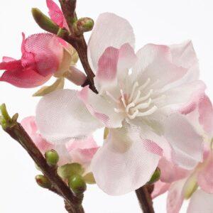 СМИККА Цветок искусственный цветы вишни/розовый 130 см - Артикул: 004.097.44