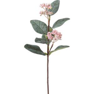СМИККА Цветок искусственный эвкалипт розовый/розовый 30 см - Артикул: 904.098.48