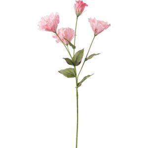 СМИККА Цветок искусственный Лизиантус/розовый 60 см - Артикул: 704.097.88