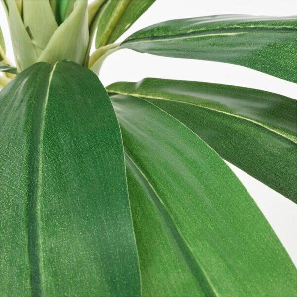 ФЕЙКА Искусственное растение в горшке д/дома/улицы пальма 24 см - Артикул: 904.103.09