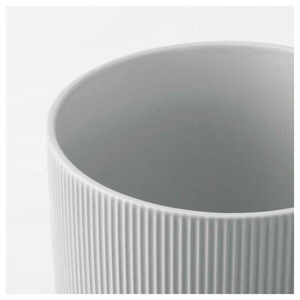ГРАДВИС Кашпо серый 15 см - Артикул: 503.915.34
