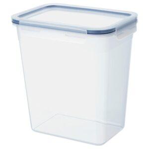 ИКЕА/365+ Контейнер для продуктов с крышкой прямоугольн формы/пластик 4.2 л - Артикул: 692.767.65