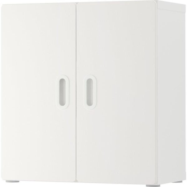 СТУВА / ФРИТИДС Навесной шкаф белый/белый 60x30x64 см - Артикул: 592.767.37