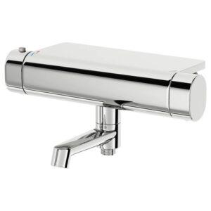 БРОГРУНД Термостатическ смеситель/душ/ванная, хромированный 150 мм - Артикул: 703.472.29