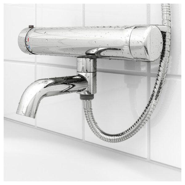 ВОКСНАН Термостатическ смеситель/душ/ванная, хромированный 150 мм - Артикул: 803.472.43