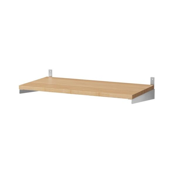 КУНГСФОРС Полка бамбук 60 см - Артикул: 604.017.83