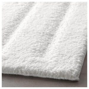 ЭМТЕН Коврик для ванной белый 50x80 см - Артикул: 704.228.84