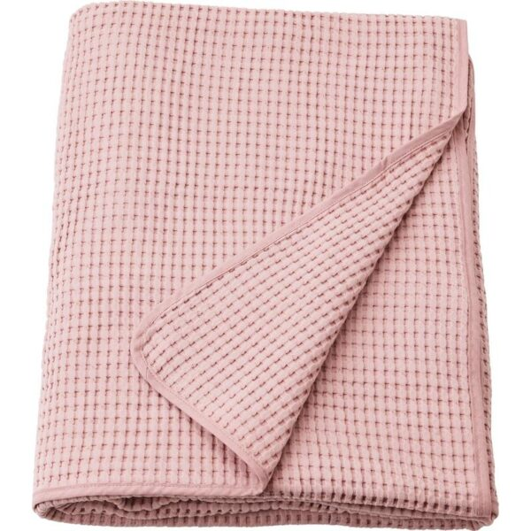 ВОРЕЛЬД Покрывало светло-розовый 230x250 см - Артикул: 704.062.47