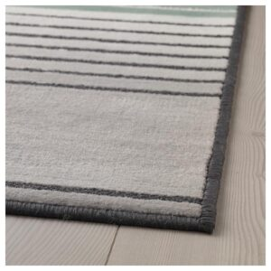ЛУСТРУП Ковер, короткий ворс серый/разноцветный 120x180 см - Артикул: 103.914.75
