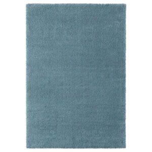 СТОЭНСЕ Ковер, короткий ворс, классический синий 133x195 см - Артикул: 704.270.04