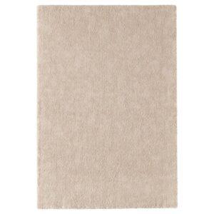 СТОЭНСЕ Ковер, короткий ворс, белый с оттенком 133x195 см - Артикул: 704.255.28