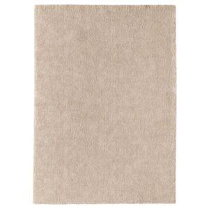 СТОЭНСЕ Ковер, короткий ворс, белый с оттенком 170x240 см - Артикул: 804.255.37