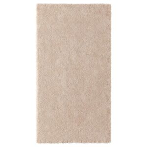 СТОЭНСЕ Ковер, короткий ворс, белый с оттенком 80x150 см - Артикул: 604.268.11