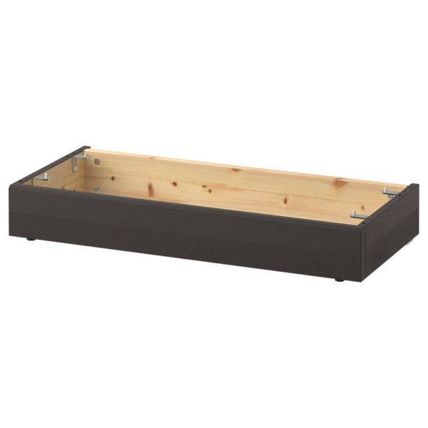 ХАВСТА Цоколь темно-коричневый 81x12x37 см - Артикул: 103.910.79