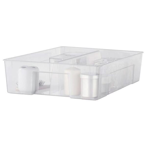 САМЛА Вставка в контейнер 45/65 л прозрачный - Артикул: 004.488.06