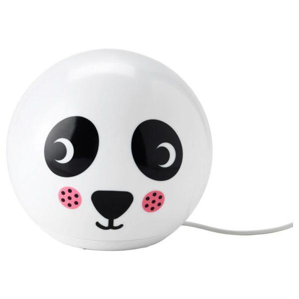ЭНГАРНА Настольная лампа, светодиодная, орнамент «панда» - Артикул: 303.567.44