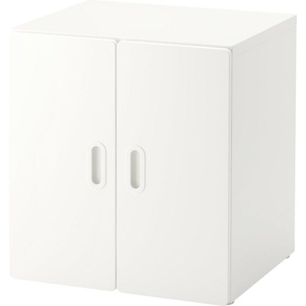 СТУВА / ФРИТИДС Шкаф белый/белый 60x50x64 см - Артикул: 292.794.93