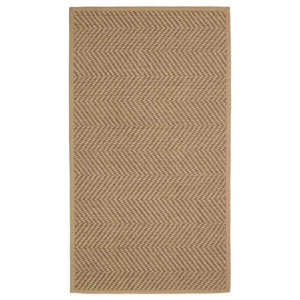 ХЕЛЛЕСТЕД Ковер безворсовый неокрашенный/коричневый 80x150 см - Артикул: 904.079.91