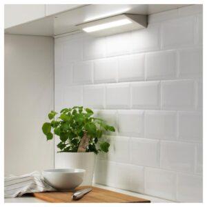 СЛАГСИДА Светодиодная подсветка столешницы белый 40 см - Артикул: 904.000.70
