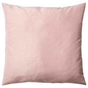 КРОНЭРТ Подушка, светло-розовый 40x40 см - Артикул: 304.459.48