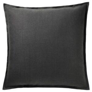 АЙНА Чехол на подушку, темно-серый 65x65 см - Артикул: 104.265.59