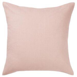 АЙНА Чехол на подушку, светло-розовый 50x50 см - Артикул: 304.095.06