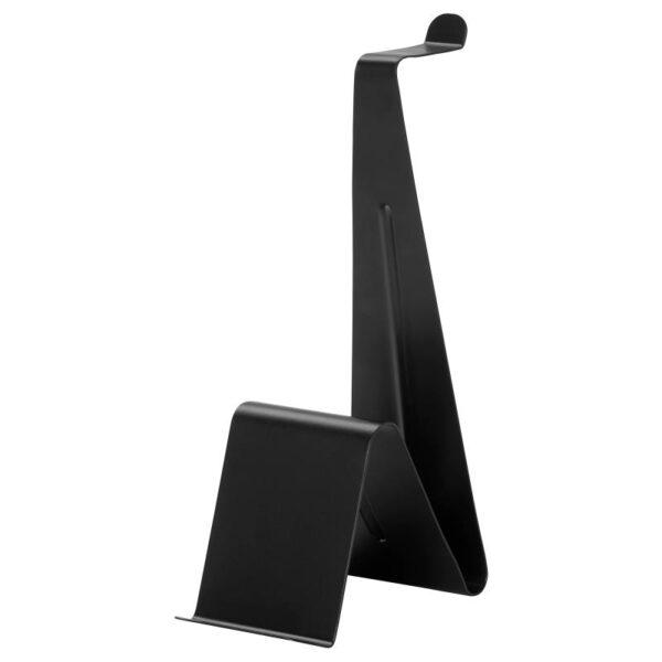 МЁЙЛИГХЕТ Подставка для планшета и наушников, черный - Артикул: 604.342.79