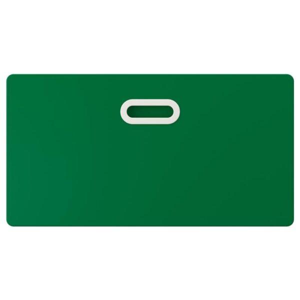 ФРИТИДС Фронтальная панель ящика зеленый 60x32 см - Артикул: 904.021.87