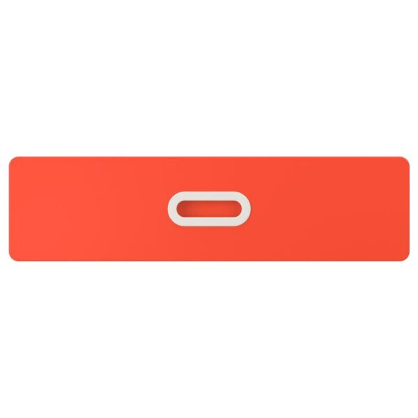 ФРИТИДС Фронтальная панель ящика красный 60x16 см - Артикул: 803.868.09