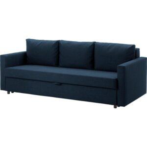 ФРИХЕТЭН 3-местный диван-кровать, Шифтебу темно-синий. Артикул: 904.115.54