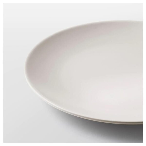 ДИНЕРА Тарелка десертная, бежевый 20 см - Артикул: 004.239.76