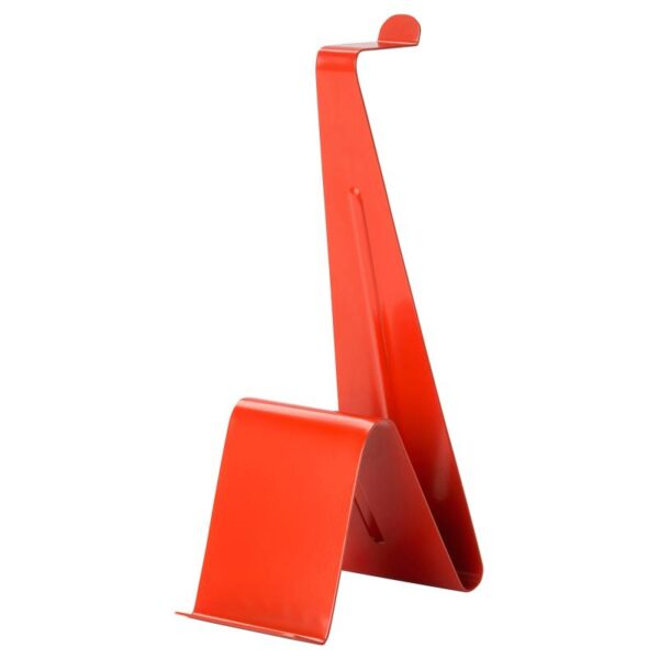 МЁЙЛИГХЕТ Подставка для планшета и наушников, красный - Артикул: 104.213.97